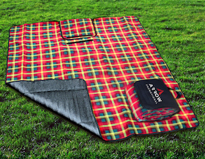 Arrow Promotional Fall Picnic Blanket