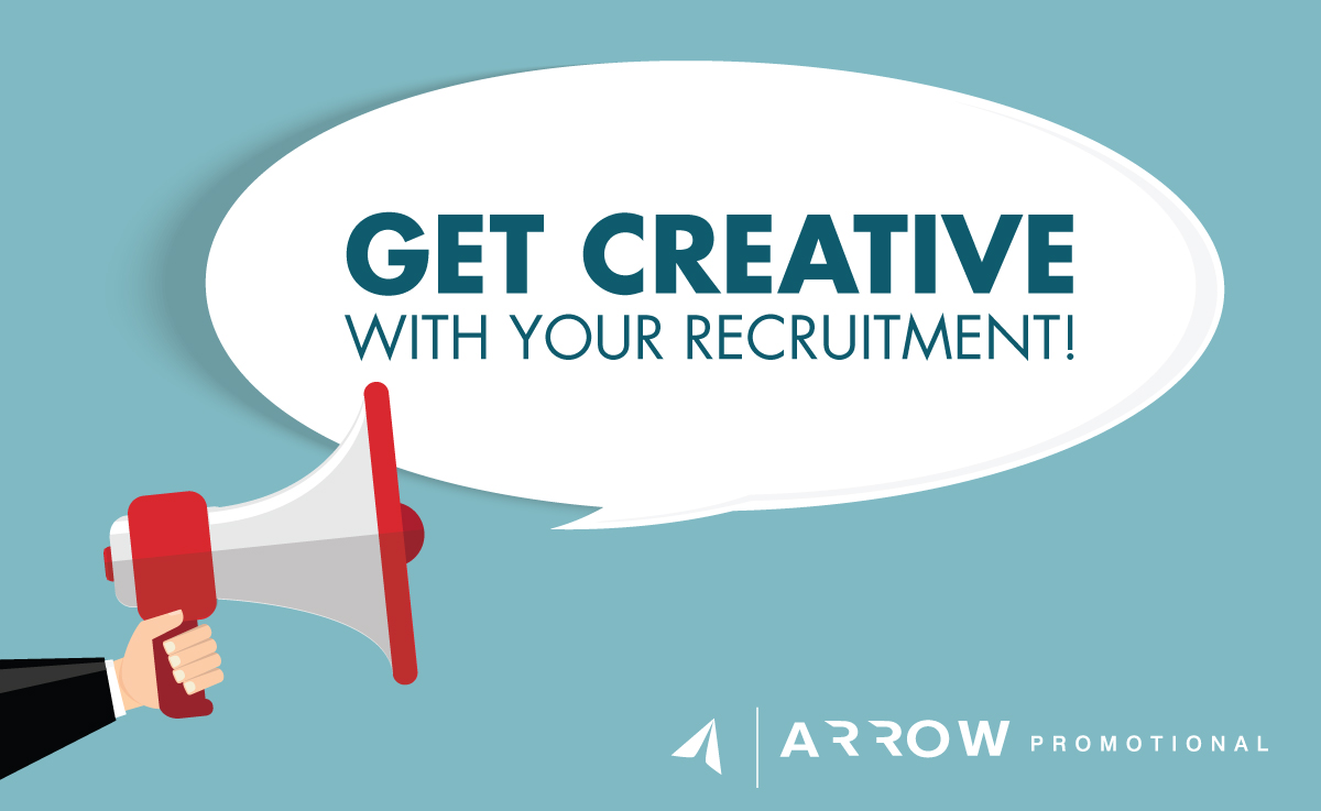 Arrow Promotional - Recruitment 2