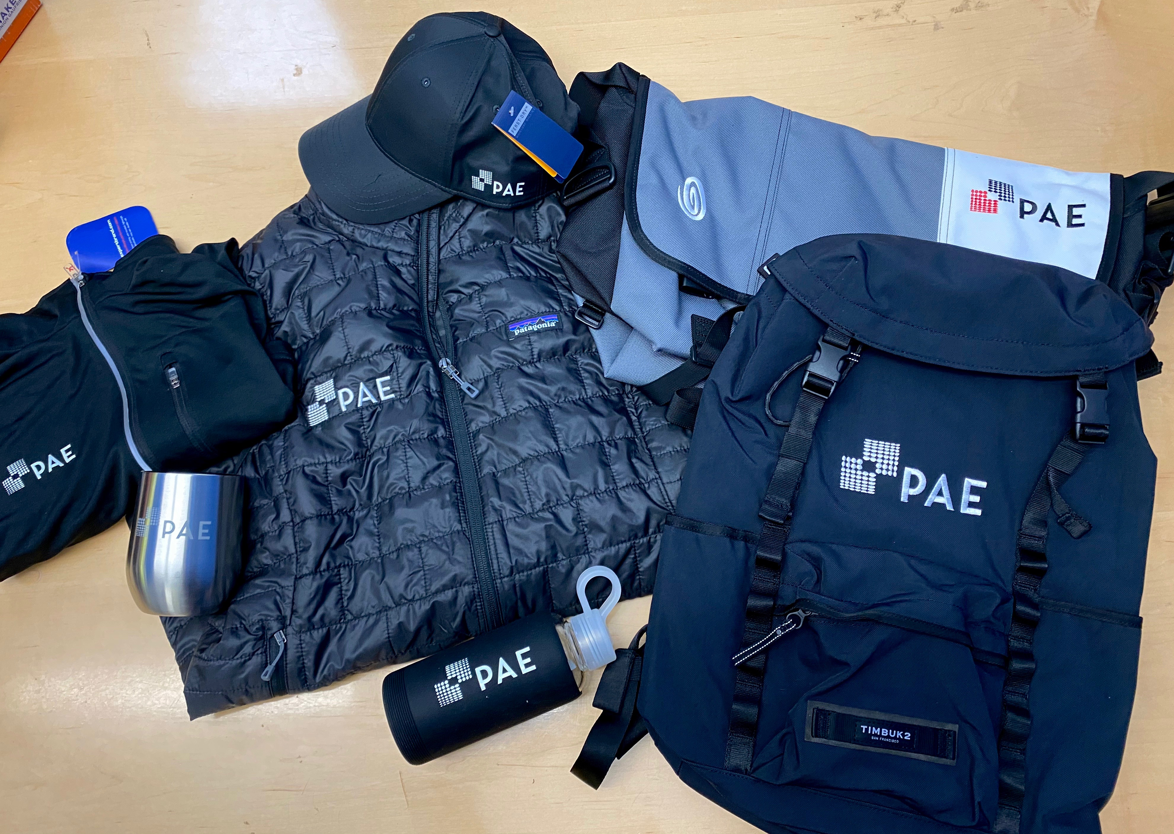 PAE Promotional Items