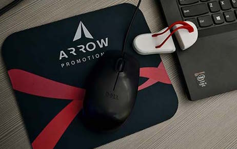 Arrow Promotional Mouse Pad